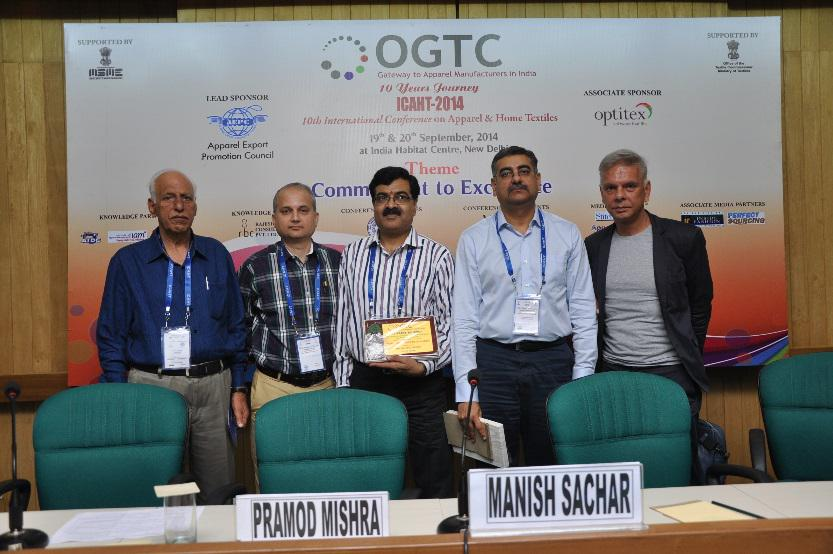 SESSION ON PRODUCTION MR. R C KESAR DIRECTOR GENERAL, SESSION CHAIRMAN MR. PRASAD NARAYAN REGE SPEAKERS MR. PRAMOD MISHRA, MR. MANISH SACHAR AND MR. HEMANT SAGAR